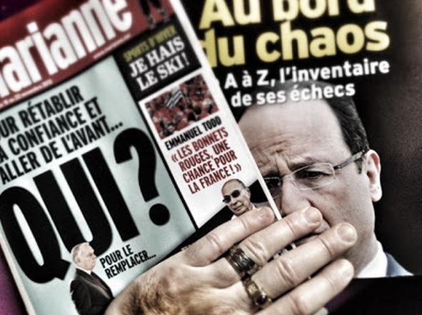 Après le Hollande-bashing, la France se lynche